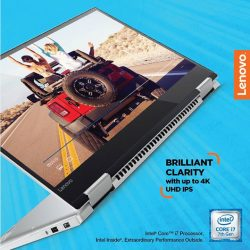 [Lenovo] Experience ultimate viewing pleasure with Full High Definition viewing to enjoy all your movies, games and shows.