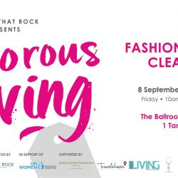 [Shopping at Tiffany's] Fashion & Homewares Clearance Event