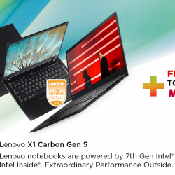 [Lenovo] Leaked COMEX Best Deals:  ThinkPad comes with FREE upgrade to 16GB RAM and FREE McAfree (15 months).