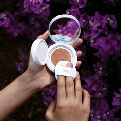[Belif] Keep your skin moist while maintaining your makeup for 26 hours with the Moisture bomb cushion - Matt bullet!