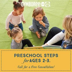 [GYMBOREE PLAY & MUSIC] SCHOOL READINESS CLASSES Get your little one ready for learning with our School Readiness programs.
