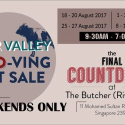 [The Butcher] Experience the massive deals available at our River Valley outlet's Moo-ving Out Sale!