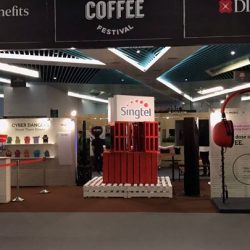 [Singtel] Are you all set for the Singapore Coffee Festival tomorrow?