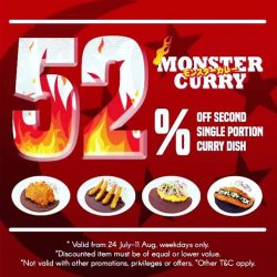 [Monster Curry] Yes!