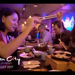 [Tung Lok Seafood] On 21 July 2017, with sumptuous lunch provided by Lokkee, guests were treated to a preview of the musical by