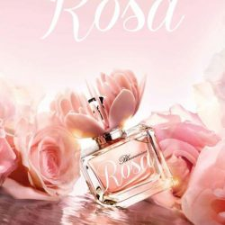 [Selectiv' by Sasa] Blumarine Rosa EDP, a new type of flower blooms in the Blumarine garden of fragrances.