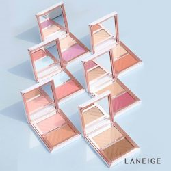 [Laneige] Discover the 6 unique colour pairings of our new IdealBlushDuo.