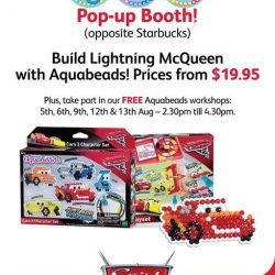 [Hamleys of London] Gear up for Cars 3 with Aquabeads!