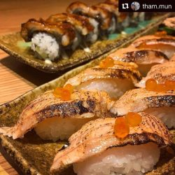 [Sushi Tei] Thank you @tham.