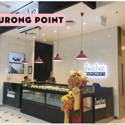 [Twelve Cupcakes] Our newest outlets are now open.