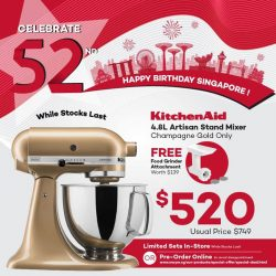 [KitchenAid] Unbelievable deal!