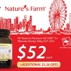 [Nature's Farm] Don't miss our National Day's special offers!