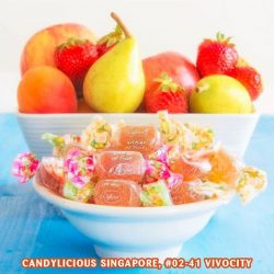 [Candylicious] Indulge with Caffarel fruit jellies without feeling the guilt.