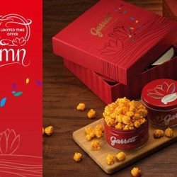 [Garrett Popcorn Shops] Garrett Limited Edition Mid-Autumn Festival gift set  Early Bird Special】Mid-Autumn Festival is only weeks ahead!