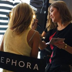 [SEPHORA Singapore] Happening today @ Plaza Singapura: Get a free mini makeover + have your photo printed at our photobooth from 12 - 7pm!