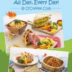 [O' Coffee Club] Kids Eat Free - All Day, Everyday at O'Coffee Club!