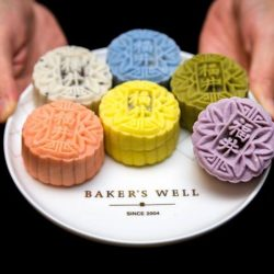 [Baker's Well] Indulge in your favorite mooncakes today!