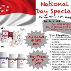 [My Type Store] MY TYPE STORE NATIONAL DAY PROMOTION