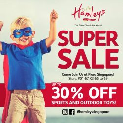 [Hamleys of London] It's almost time for the September holidays!