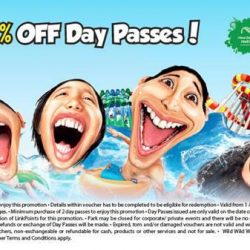 [New Zealand Natural Café] Are you and your family members a fan of water theme parks?
