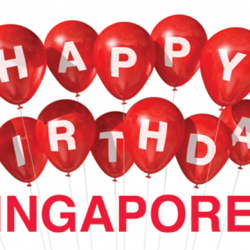[Bistro 1855] Happy 52nd Birthday Singapore!
