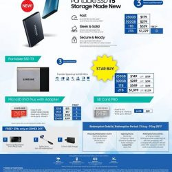 [CHALLENGER MINI] From monitors to printers and storage devices, enjoy cutting edge technology with Samsung.