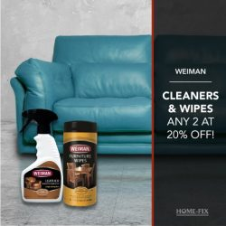 [Home-Fix Singapore] Keep your precious home clean with these cleaning offers!