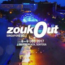 [DBS Bank] First two names drop for ZoukOut 2017!