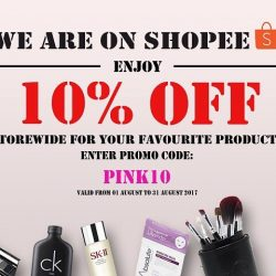 [Pink Beauty] We are on Shopee!