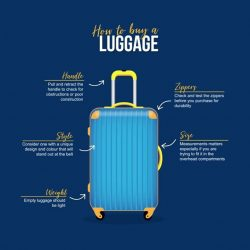 [Singapore Airlines] Travel Tip: Have a stress-free vacation by ensuring your luggage is of good quality to make your commute easier.