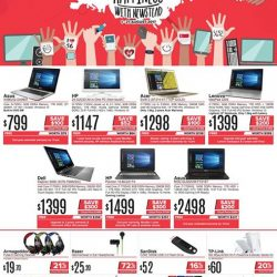 [Newstead Technologies] Make sure you don't miss our Nationwide Happiness Deals at Newstead & Digital Style stores only till this weekend!