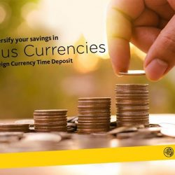 [Maybank ATM] Start saving with Maybank Foreign Currency Time Deposit, available in USD, AUD and NZD, where you can earn up to