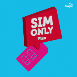 [Singtel] Sign up for a 5GB SIM Only Plan for $25.