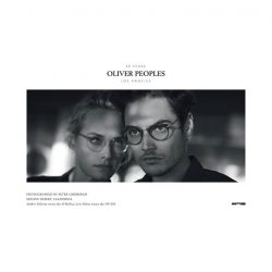 [Eyechamp Flagship] Discover the new Oliver Peoples 30th anniversary collection, introducing a new hand engraved feather pattern for a distinctive and elegant