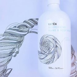 [Bud Cosmetics] Fresh from Australia, Vatea is a beautiful new range of natural, sulphate and paraben-free hair and body care inspired