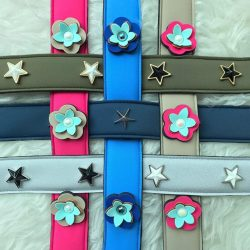 [Save My Bag] Accessories your SaveMyBag with the new flowerstudded and starstudded straps!
