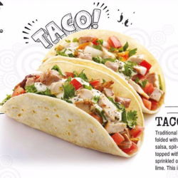 [Pezzo / Stuff'd] Hola Amigos~ Our tacos are here, they're fresh and they're delicioso!