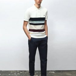 [Isetan] Undeniably British, indisputably Fred Perry.