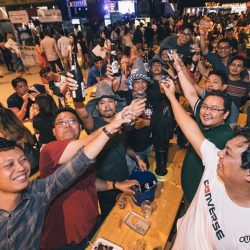 [UOB ATM] We expected no less from a Saturday night – DAY 3 of Beerfest Asia 2017 was lit!