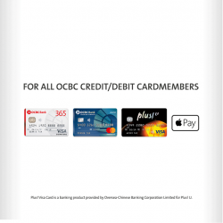 [OCBC ATM] You're in for a treat with S$1 dining deals at your favourite restaurant chains around Singapore when you