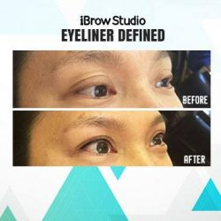 [iBrow Studio] Wearing eyeliner is probably the trickiest part of your makeup routine but it's also the one that makes the