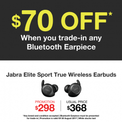 [CHALLENGER MINI] Been thinking of switching up to these Jabra earbuds?