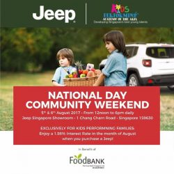 [Kids Performing™ Academy of the Arts] Don't forget to RSVP for our JEEP event this weekend, Saturday and Sunday!
