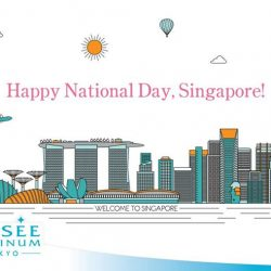 [Musee Platinum] Happy National Day, Singapore!