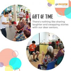 [NTUC Income Insurance] At Income, we mean it when we say delivering positive social impact is as important as doing good by our