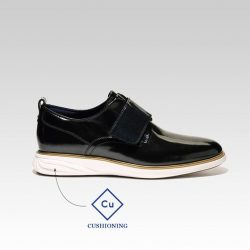 e589813ced1a  Cole Haan  Performance and tradition integrated in this sleek footwear