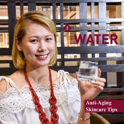 [SK-II Boutique Spa] One of the most important steps to looking young is to hydrate yourself.