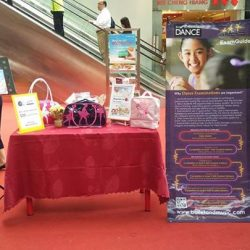 [The Ballet & Music Company] Check out our booth at HarbourFront Centre today!