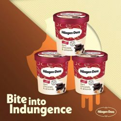 [Haagen-Dazs] Last 2 days to enjoy this sweet deal dark chocolate lovers!