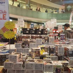 [CHALLENGER MINI] From your favourite electronics, to toys, accessories and more, come on down to the roadshow at Ion Orchard B4 for
